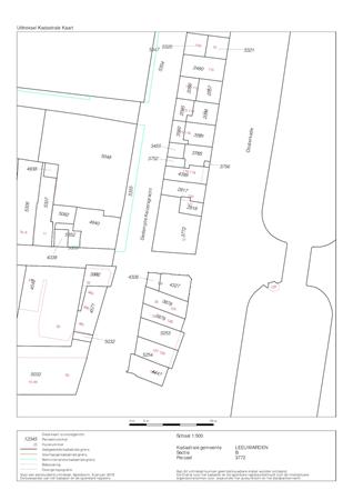 Floorplan - Gedempte Keizersgracht 31, 8911 KL Leeuwarden