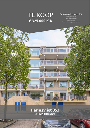 Brochure preview - Haringvliet 353, 3011 ZP ROTTERDAM (1)