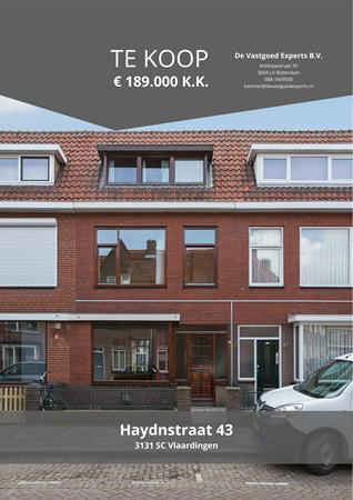 Brochure preview - Haydnstraat 43, 3131 SC VLAARDINGEN (1)