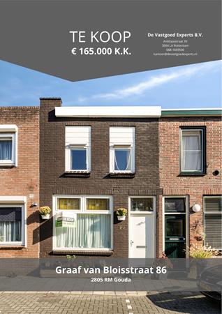 Brochure preview - Graaf van Bloisstraat 86, 2805 RM GOUDA (1)