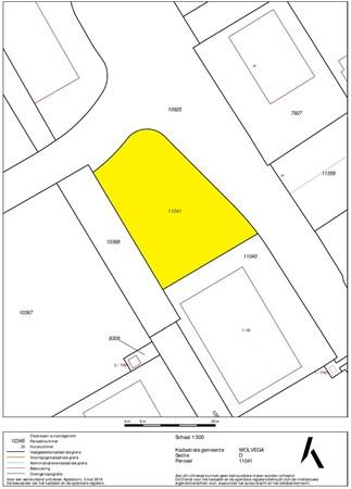 Floorplan - Aan de Schipsloot 3, 8471 AC Wolvega