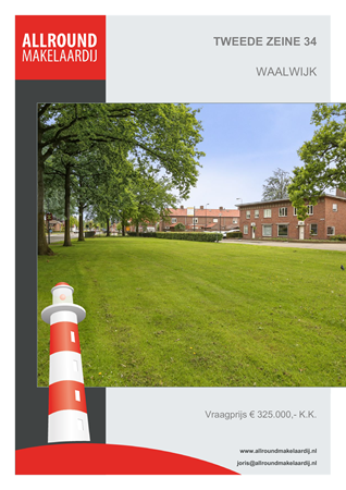 Brochure preview - Tweede Zeine 34, 5144 BB WAALWIJK (1)
