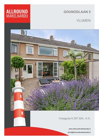 Brochure preview - Gounodlaan 5, 5251 EW VLIJMEN (1)