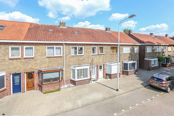 Property photo - Nautilusstraat 114, 5015AR Tilburg