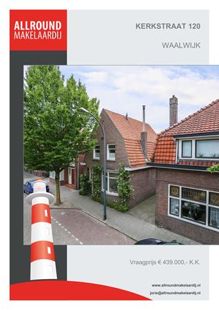 Brochure preview - Kerkstraat 120, 5141 ED WAALWIJK (1)