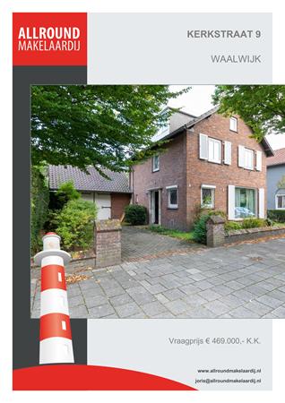 Brochure preview - Kerkstraat 9, 5141 EA WAALWIJK (2)