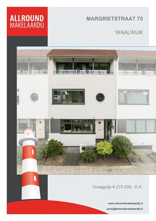 Brochure preview - Margrietstraat 75, 5141 GW WAALWIJK (1)