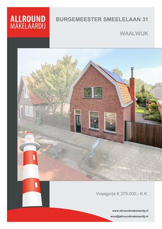 Brochure preview - Burgemeester Smeelelaan 31, 5144 AP WAALWIJK (1)