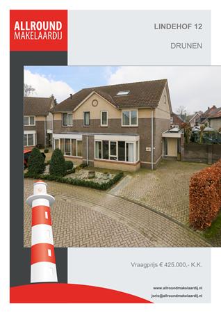 Brochure preview - Lindehof 12, 5151 AX DRUNEN (1)
