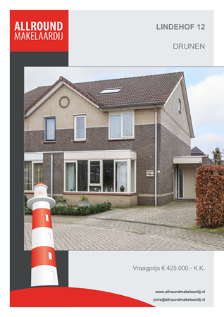 Brochure preview - Lindehof 12, 5151 AX DRUNEN (1)