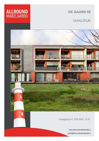 Brochure preview - De Gaard 68, 5146 AW WAALWIJK (1)