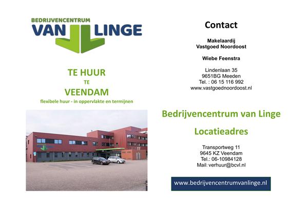 Brochure -  - Transportweg 11, 9645 KZ Veendam