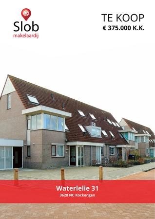 Brochure preview - Waterlelie 31, 3628 NC KOCKENGEN (1)