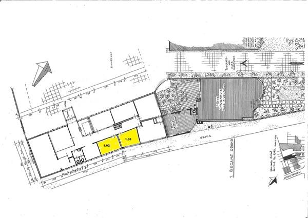 Floorplan - Berg en Dalseweg 122A, 6522 BW Nijmegen