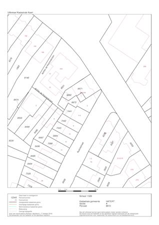 Floorplan - Berg en Dalseweg 206, 6522 CD Nijmegen