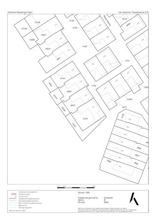 Floorplan - Reigerskamp 216, 3607 HL Maarssen