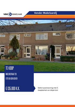 Brochure preview - Molenstraat 28, 1779 XH DEN OEVER (2)