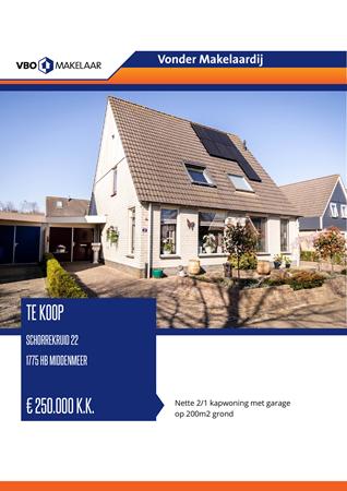 Brochure preview - Schorrekruid 22, 1775 HB MIDDENMEER (1)
