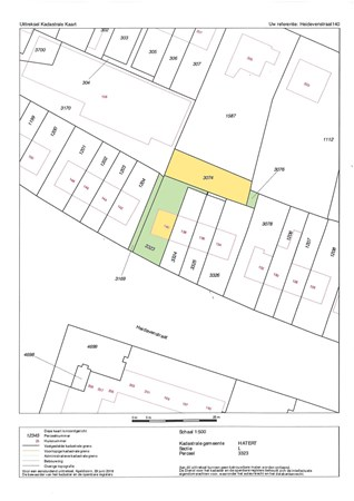 Floorplan - Heidevenstraat 140, 6533 TW Nijmegen