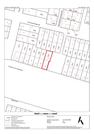 Floorplan - Wilhelmina Druckerstraat 60, 2401 KG Alphen aan den Rijn