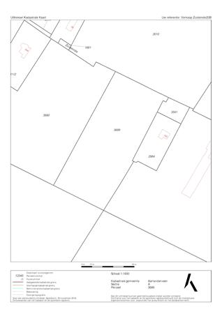 Floorplan - Zuideinde 20B, 2445 AV Aarlanderveen