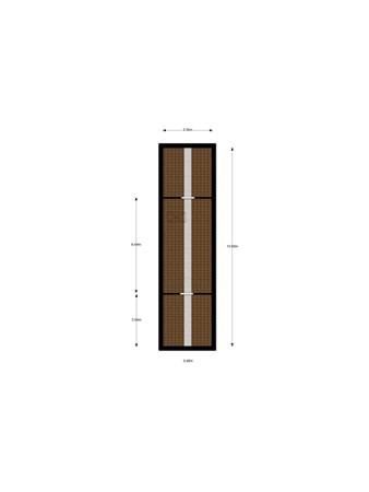 Floorplan - Langeraarseweg 146, 2461 CM Ter Aar