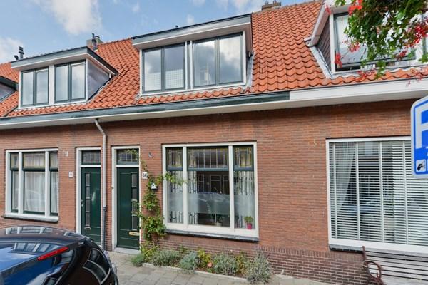 Verkocht onder voorbehoud: Trompstraat 50, 2315 TB Leiden