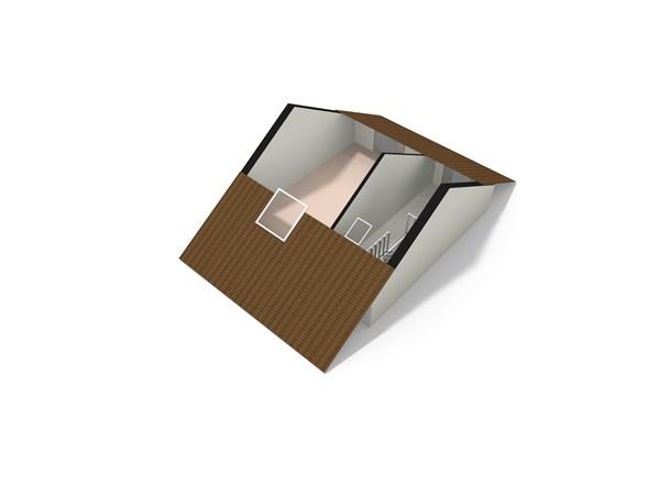 Floorplan - Machteld van Brabantplaats 28, 2353 DL Leiderdorp