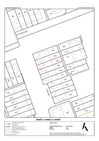 Floorplan - Zwaluwlaan 35, 2441 BK Nieuwveen
