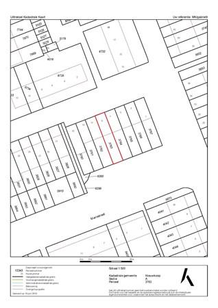 Floorplan - Gabriëlstraat 9, 2421 GG Nieuwkoop