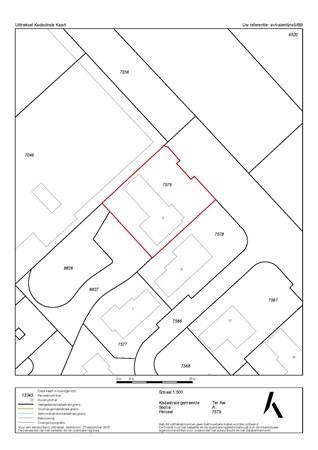 Floorplan - Valentijnsingel 5, 2461 SW Ter Aar