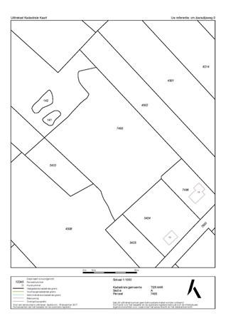 Floorplan - Paradijsweg 14ong, 2461 TM Ter Aar