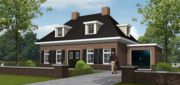 Te koop: Van der Mondeweg (links naast nummer 82), 6685 BR Haalderen