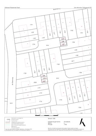 Floorplan - Jan Steenweg 15, 6562 BX Groesbeek