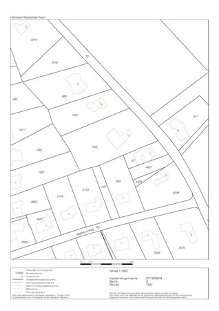 Floorplan - Langstraat 119, 6596 BN Milsbeek