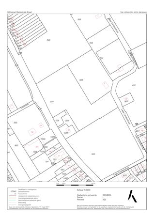 Floorplan - Van der Mondeweg, 6685 BR Haalderen