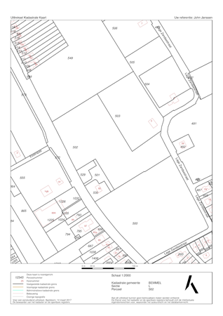 Floorplan - Van der Mondeweg 112ong, 6685 BR Haalderen