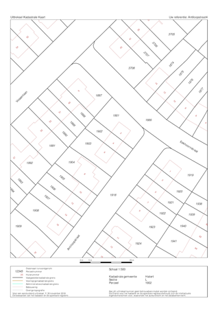 Floorplan - Antiloopstraat 4, 6531 TN Nijmegen