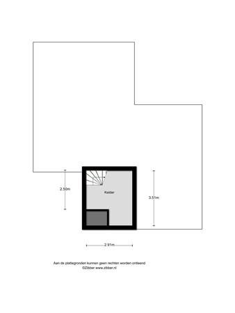 Floorplan - Smilderweg 2A, 9414 AP Hooghalen