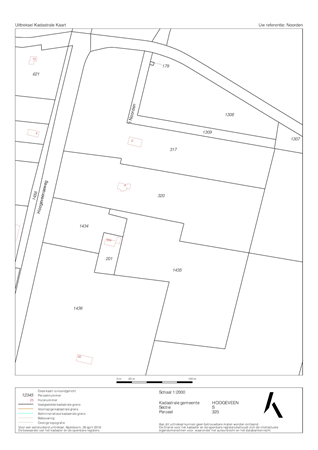 Floorplan - 'T Noorden 4, 7912 TS Nieuweroord Gem Hoogevn