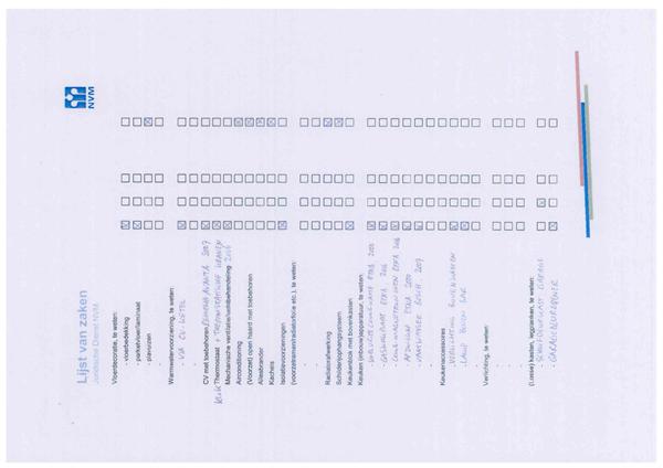 Floorplan - Heihorst 1, 9356 HC Tolbert