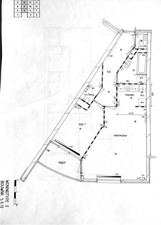 Floorplan - Teteringsedijk 307, 4817 ME Breda