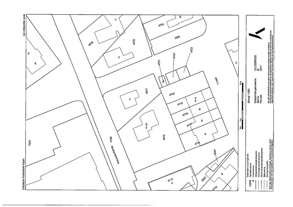 Floorplan - Nieuwlandsweg 17, 8091 HK Wezep
