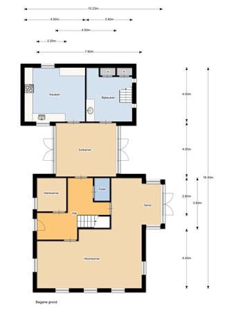 Floorplan - Terpweg 24, 8181 NK Heerde