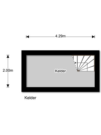 Floorplan - Zuiderzeestraatweg 630, 8091 CX Wezep