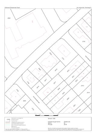 Floorplan - Kerkweg 11, 8091 ES Wezep