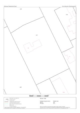 Floorplan - Zwarteweg 101, 8097 PT Oosterwolde