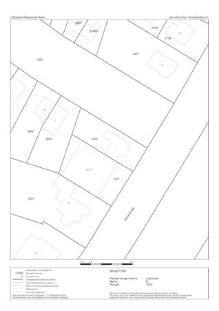Floorplan - Vredebestlaan 1, 3431 CG Nieuwegein