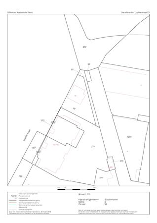 Floorplan - Lopikersingel 13, 2871 AP Schoonhoven