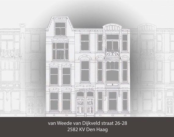 Te koop: Van Weede Van Dijkveldstraat 26, 2582 KV Den Haag